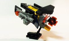 lil ship/fighter [old, 2014-2015] (SuperLushFeverDream) Tags: lego legos ship ships moc mocs fighter starfighter spacship spaceships oldwork