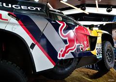 Peugeot 3008 DKR (petit_filou77) Tags: peugeot 3008 dkr dakar bolivia paraguay argentina 2017 paris france course racing desert dust sand redbull