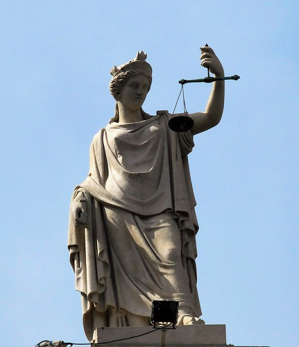 .The Justice. - San Francesco di Paola Church in Naples (1817-1836), From FlickrPhotos