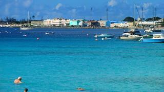Barbados (Caribbean) - Bridgetown - Bayshore Beach