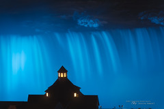 On the Precipice of Greatness (Thousand Word Images by Dustin Abbott) Tags: tamronsp70200mmf28divcusdg2 70200g2 lens niagarafalls nightscene adobelightroomcc canon5d4 longexposure horseshoefalls blue obencc2481ltripodbc126ballhead a025 alienskinexposurex2 2017 photography thousandwordimages dustinabbottnet withmytamron canoneos5dmarkiv 5dmarkiv review adobephotoshopcc test comparison canada photodujour dustinabbott ontario ca