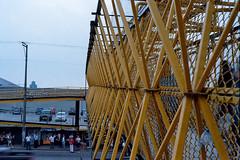 Yellow lines (AndreiSaade) Tags: minolta himatic7s minoltahimatic7s himatic kodak proimage 100 streetphotography rangefinder 35mm 35mmfilm keepfilmalive istillshootfilm méxico xalapa film