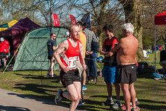 DSC_1327 (Adrian Royle) Tags: birmingham suttoncoldfield suttonpark sport athletics running racing action runners athletes erra roadrelays 2017 april roadracing nikon park blue sky path