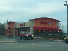 Wendy's, Airway Rd, Dayton, OH (Ryan busman_49) Tags: wendys ohio remodeled dayton