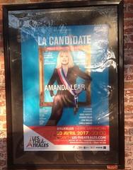 La Candidate (Nobo Sprits) Tags: amanda lear la candidate play toneelstuk stage theater theatre saintmichel brussels bruxelles etterbeek brussel 20 april 2017