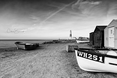 WH251 (Chris Sweet Photography) Tags: portlandbill dorset boats lighthouse coast coastal coastline south
