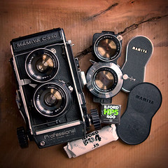 Mamiya C330 Professional (Daniele Micheletto) Tags: cameraphotographicequipment retrostyled oldfashioned equipment old lensopticalinstrument photographythemes singleobject technology blackcolor classic antique obsolete hobbies photograph shutter nostalgia backgrounds nopeople aperture everypixel