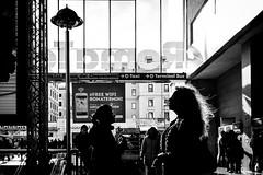 Stazione Termini (romastreetphotography) Tags: streetphotography urbanphotography portrait italia x100t monochrome street rome bw biancoenero italy photography mono roma candid urban blackandwhite photo blackwhite people