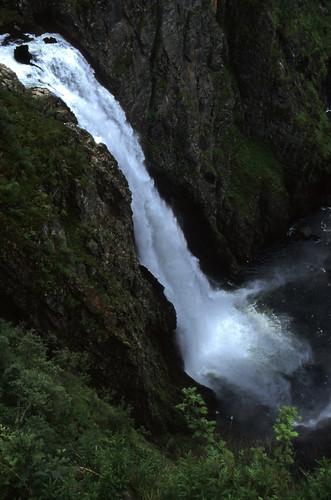 Norwegen 1998 (054) Vøringsfossen