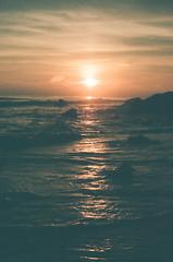 (josh,) Tags: kodakgold400 film 35mm ocean beach sun malibu