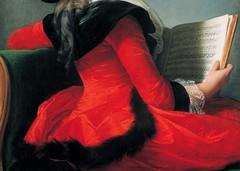 Elisabeth-Louise Vigée-Lebrun, La Baronne de Crussol 1785 (ArtAppreciated) Tags: fineart painting blogs tumblr artblogs artappreciated artoftheday artofdarkness artofdarknessco artofdarknessblog