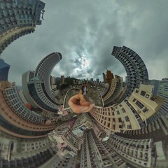 Wtf??? (Alexandr Tikki) Tags: art amazing awesome alexandrtikki architecture air best creative concept crazy dream earth fantastic funny fun great hero idea incredible imagine impressive inspire illusion leveltravel moment new tikki travel trip hongkong