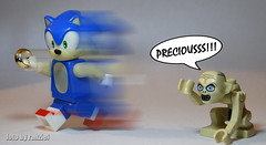 Give me that ! (rahziel007) Tags: sonic precious lego
