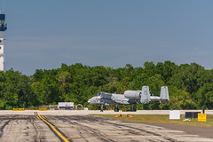 A-10 Thunderbolt II (pdebree) Tags: airshow plane airplane aircraft aeroplane flight fly flying flown flew flies jet military militaryjet militaryplane a10 thunderbolt warthog a10thunderboltii a10warthog tankkiller