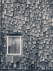 Netarts - Shingles with Window (Chewing Hides the Sound) Tags: chaingang