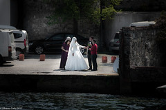 The Trials of Marriage (albertlondon) Tags: turkey istanbul bosphorus marriage ritual