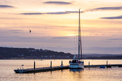 Tønsberg-170419-029- FLICKR (Knut Erik Håheim) Tags: sunset tønsberg goldenhour sky maritime