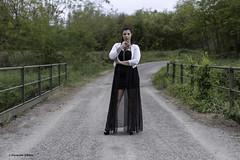 Silvia Sannino - Curvy model (Pasquale D'Anna) Tags: silvia sannino curvy model ritratto ticino modella strada