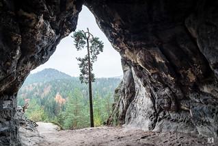 Kleinsteinhöhle - Elbsandsteingebirge