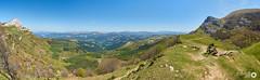Panoramica Gorbea (aimarri) Tags: sony sonya77 sigma1020 sigma1020mm sigma a77 landscape paisaje paisaia mountains bizkaia gorbea euskalherria euskadi spain panoramic panoramica