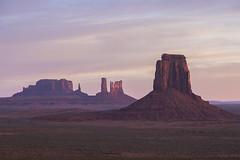 Monument Valley, Arizona (twohamstersca) Tags: monumentvalley arizona sunrise rocks landscape canon