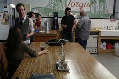 #TNTNW Torque Coffee 3/27/2014 (The Way I See NYC) Tags: imbibe baratza espressoparts baristamagazine craftcoffee tntnw cuppow torquecoffee ripvanwafels