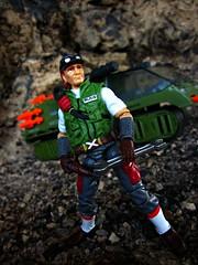 Blais, Robert M. (Geek Creek) Tags: gijoe toys crosscountry actionfigures toyphotography