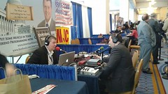 Joe Kaufman nterviewed by America's Wake Up Call radio show