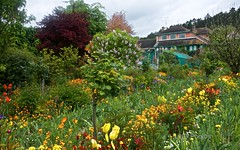 Giverny (LHDPhotos) Tags: france garden landscape spring flora monet impressionism lower giverny favoritegarden