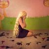 Alice's archetype (Maria Nenenko) Tags: life girl fairytale idea alice live room magic young longhair surreal happiness scissors human soul critic concept conceptual wonderland society magical sorrow aliceinwonderland humannature archetype mariadol mariadolgopolova