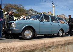 1970 Ford Cortina 1300 Deluxe Estate (Spottedlaurel) Tags: ford cortina mk2 cbj652h