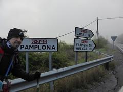 Carteles (TiempoDeAventuras.com) Tags: santiago camino etapa21 arres