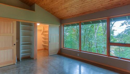 New custom home with open floor plan