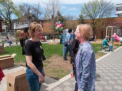 Uptown Yonge BIA Mother's Day Spring Showcase (karenstintz) Tags: toronto spring mothers yonge mothersday topoli karen4mayor uptownyongebia