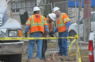 Presidio of Monterey responds to emergency gas...