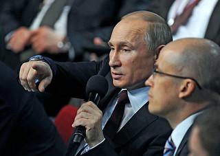 美国制裁政策针对普京传说中的巨额财富