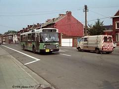 193-03795§0 (VDKphotos) Tags: man belgium autobus charleroi vanhool wallonie stic vha120