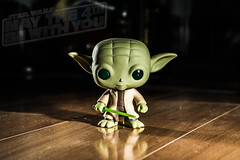May The 4th Be With You (Kmorales3488) Tags: toy starwars with yoda you vinyl may 4th pop figure be funko toyphotography maythe4thbewithyou bobbelhead funkopop popwars