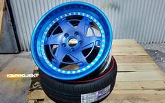 K3 Projekt Wheels SOWO PREP 2014 IND-SB6 (K3 Projekt) Tags: euro awesome wheels rims prep projekt k3 2014 3piece worthersee sowo forgedwheels