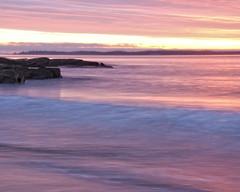 Pastel Sunrise (DASEye) Tags: canada beach sunrise dawn nikon novascotia lunenburg rissersbeach dayseye davidadamson