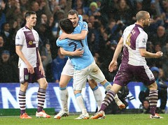 City 4-0 Villa: Match action (Manchester City FC - Official) Tags: manchester unitedkingdom fulllength