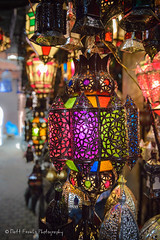 Moroccan Lamps (MFranksPhoto) Tags: street light holiday colour lamp shop nikon colours market bokeh vibrant stall morroco busy marrakech souk medina souks stalls moroc d600 jemmaelfna