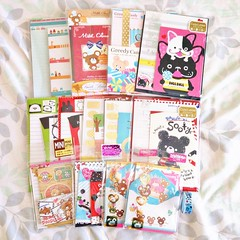 modes4u haul (i). (JU671NE) Tags: cute paper stickers sanrio kawaii stationery crux qlia fortissimo sanx kamio mindwave poolcool cramcream lemonco stickersacks stickerflakes
