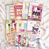 modes4u haul (i). (JU671NE♡) Tags: cute paper stickers sanrio kawaii stationery crux qlia fortissimo sanx kamio mindwave poolcool cramcream lemonco stickersacks stickerflakes