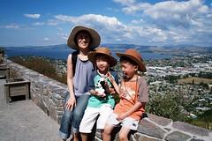 080130 skyline 1 (dam.dong) Tags: new travel family skyline rotorua brother jin olympus zealand min yuni campervan e500
