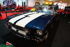 Ford Mustang Convertible (fuelgarden) Tags: show international malaysia motor kuala kualalumpur lumpur carphotography carculture automotivephotography 2013