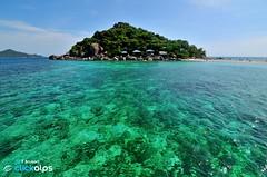#168 (Francesca Brusori) Tags: sea green thailand island cristal viaggi viaggio nangyuan viaggifotografici francescabrusori clickalps francescabrusoricom