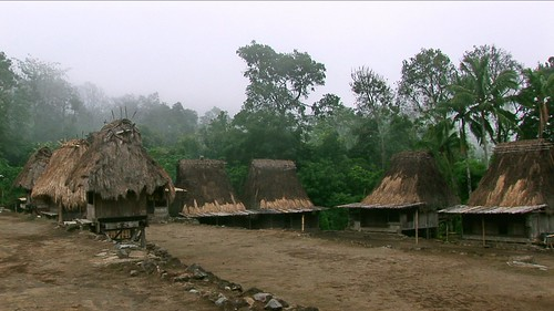 Indonesia - Flores - Traditional Village Bena - 47