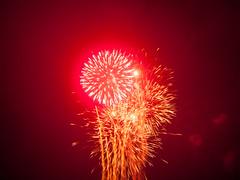 Lindfield Fireworks! (JKS1988) Tags: west night sussex nikon long exposure display firework bonfire adobe coolpix topaz lightroom lindfield p6000 denoise