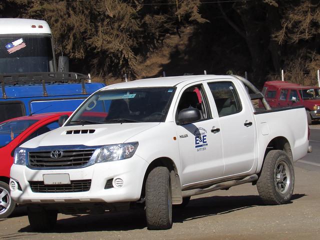 pickup toyota sr camionetas hilux crewcab d4d
